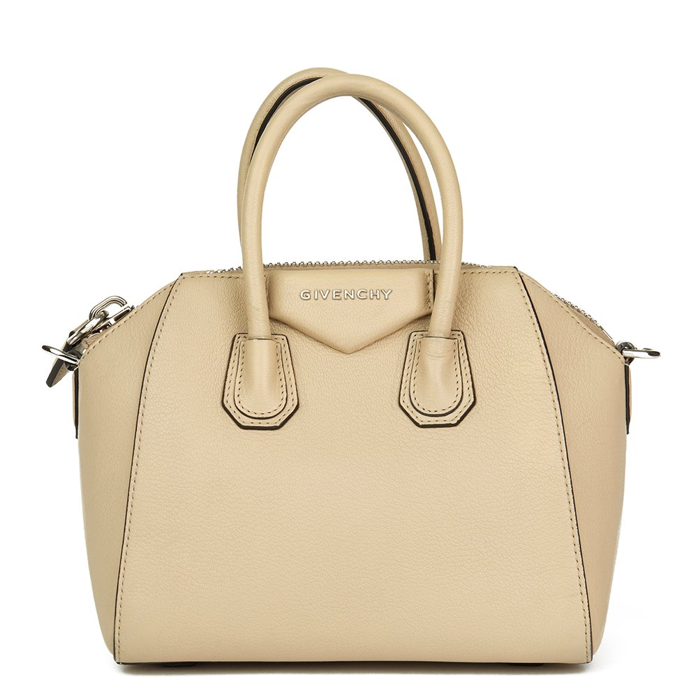 727892de7c59 Givenchy Mini Antigona Tote 2015 HB1620 | Second Hand Handbags
