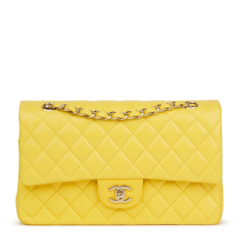 337365482890 Chanel Medium Classic Double Flap Bag 2011 HB1786 | Second Hand Handbags