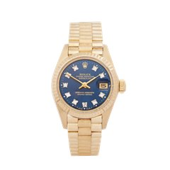 Rolex Datejust 18K Yellow Gold - 6917