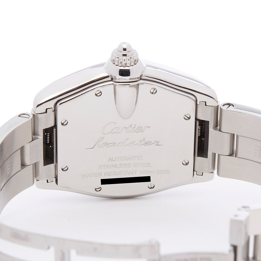 Cartier Roadster Stainless Steel W62001V3 or 2510