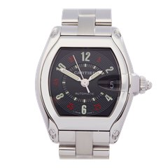 Cartier Roadster Stainless Steel - W62001V3 or 2510
