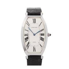 Cartier Tonneau Xl Platinum - W3000851 or 1098