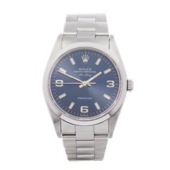 Rolex Air King 34 Stainless Steel - 14000M