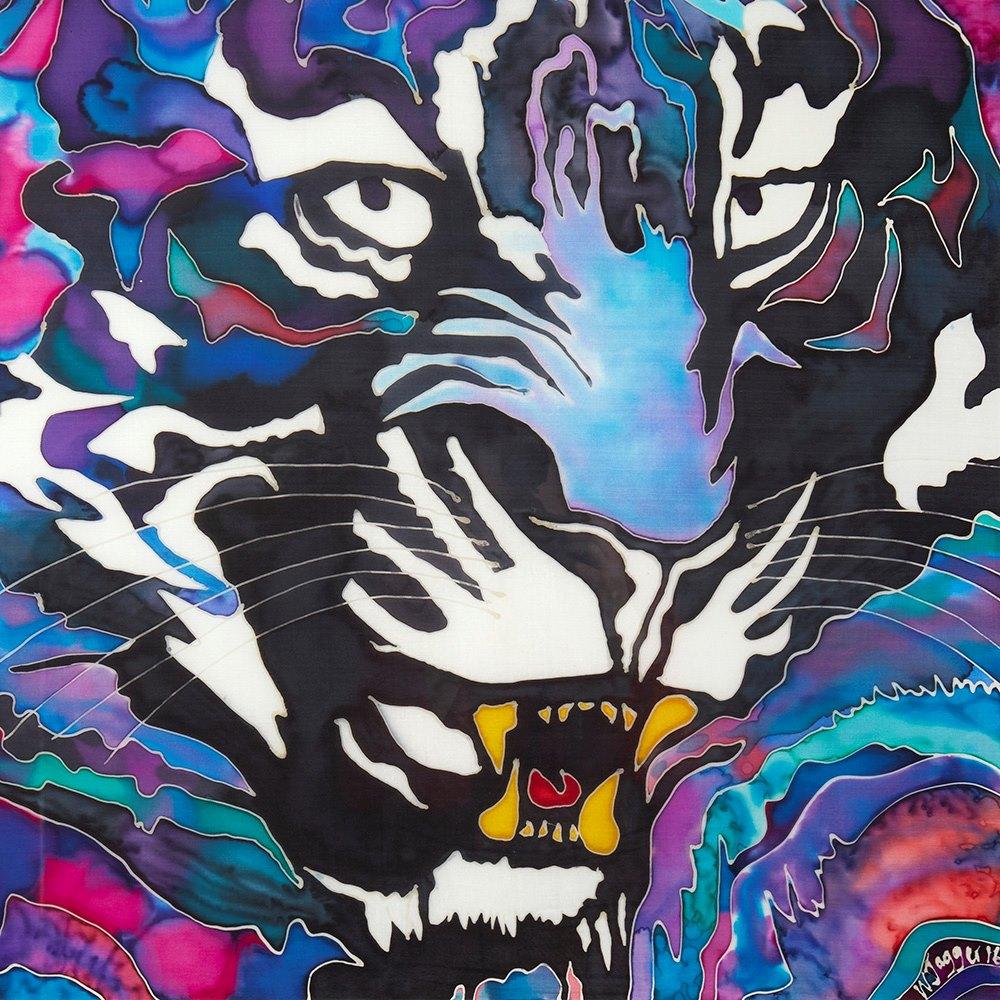 SILK BATIK W. JAGGER TIGER 2016 2016