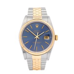Rolex Datejust Stainless Steel & 18K Yellow Gold - 16233