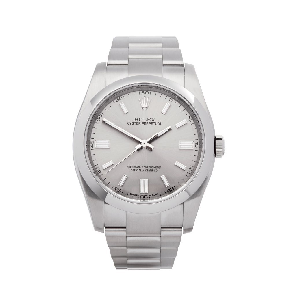 e207cf75ebf Pre-owned Rolex Watch Oyster Perpetual 116000 | Xupes