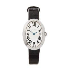 Cartier Baignoire 18K White Gold - W8000001