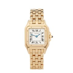 Cartier Panthère 18K Yellow Gold - W25022B9