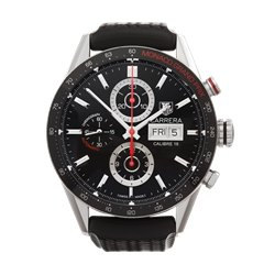Tag Heuer Carrera Monaco Grand Prix Stainless Steel - CV2A1F