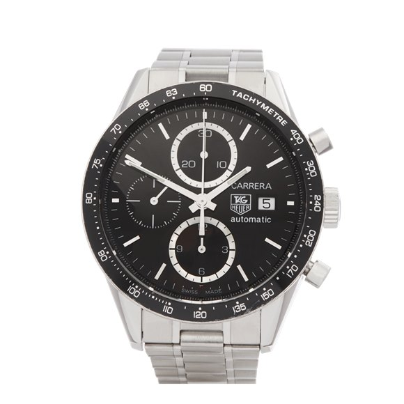 Tag Heuer Carrera Chronograph Stainless Steel - CV2010-3
