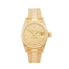 Rolex Datejust 26 18K Yellow Gold - 6917