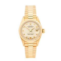 Rolex Datejust 26 18K Yellow Gold - 69178