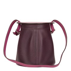 Hermès Tosca & Rasin Epsom Leather Farming Bucket Bag