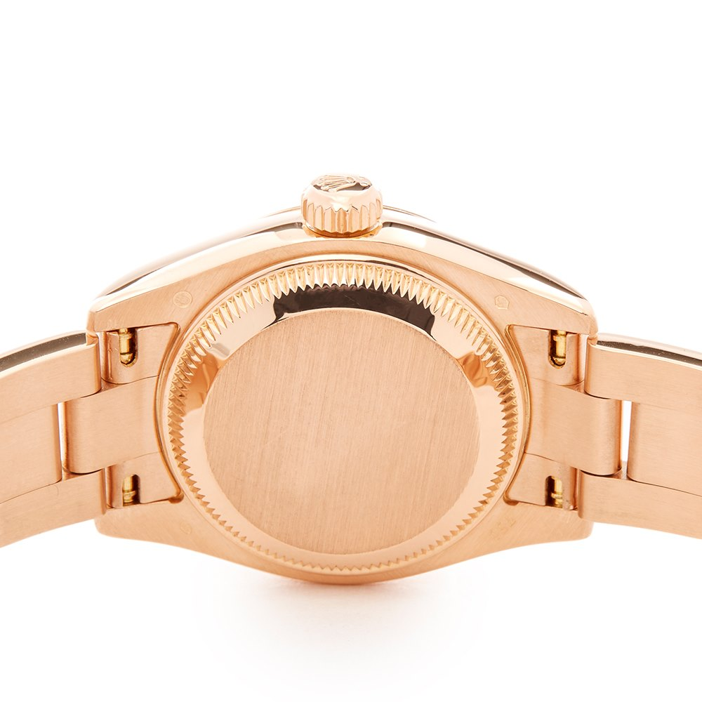 Rolex Datejust 26 18K Rose Gold 179165