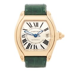Cartier Roadster 18K Yellow Gold - W62005V2
