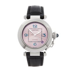 Cartier Pasha de Cartier Miss Pasha Stainless Steel - W3108199
