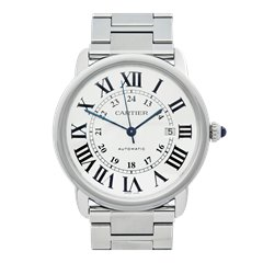 Cartier Ronde Solo XL Stainless Steel - W6701011