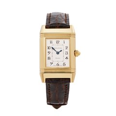 Jaeger-LeCoultre Reverso 18K Yellow Gold - 266.144