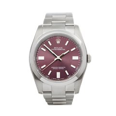 Rolex Oyster Perpetual Stainless Steel - 116000
