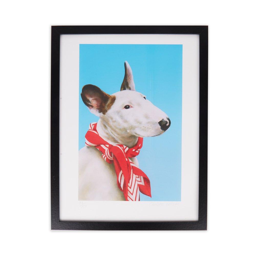Bulldog Red by Chrissy Wilson