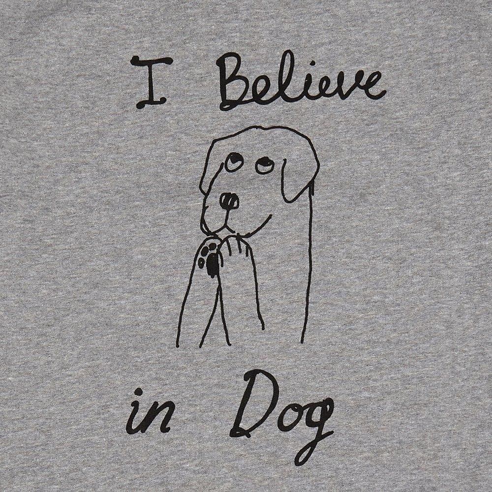 Simeon Ferrar I Believe In Dog