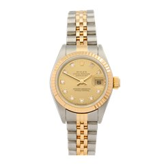 Rolex Datejust 26 Stainless Steel & 18K Yellow Gold - 79173