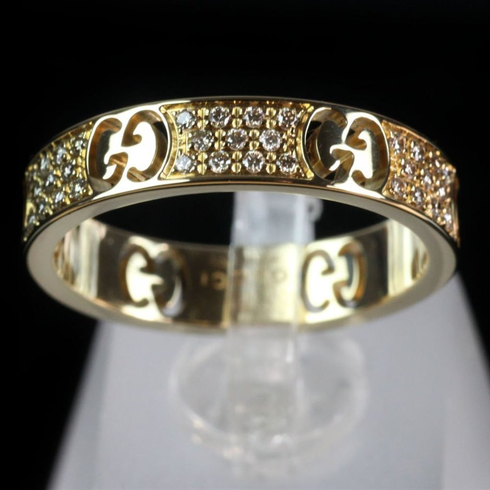 Fashion style Wedding Gucci rings for woman