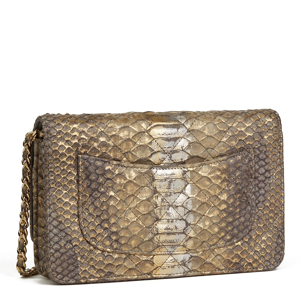 924cd6762 Chanel Wallet-on-Chain 2013 HB1862 | Second Hand Handbags | Xupes