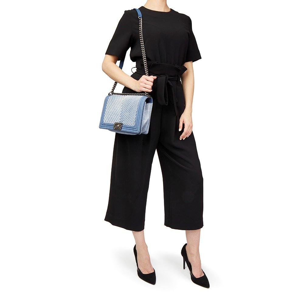 0a57ba6d3173ab Chanel New Medium Le Boy 2015 HB1870 | Second Hand Handbags | Xupes