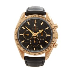 Omega Speedmaster Michael Schumacher 18K Rose Gold - 31595000