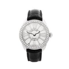 Backes & Strauss Piccadilly Diamond Stainless Steel - PC33QZD2R.ST.WWR.SP