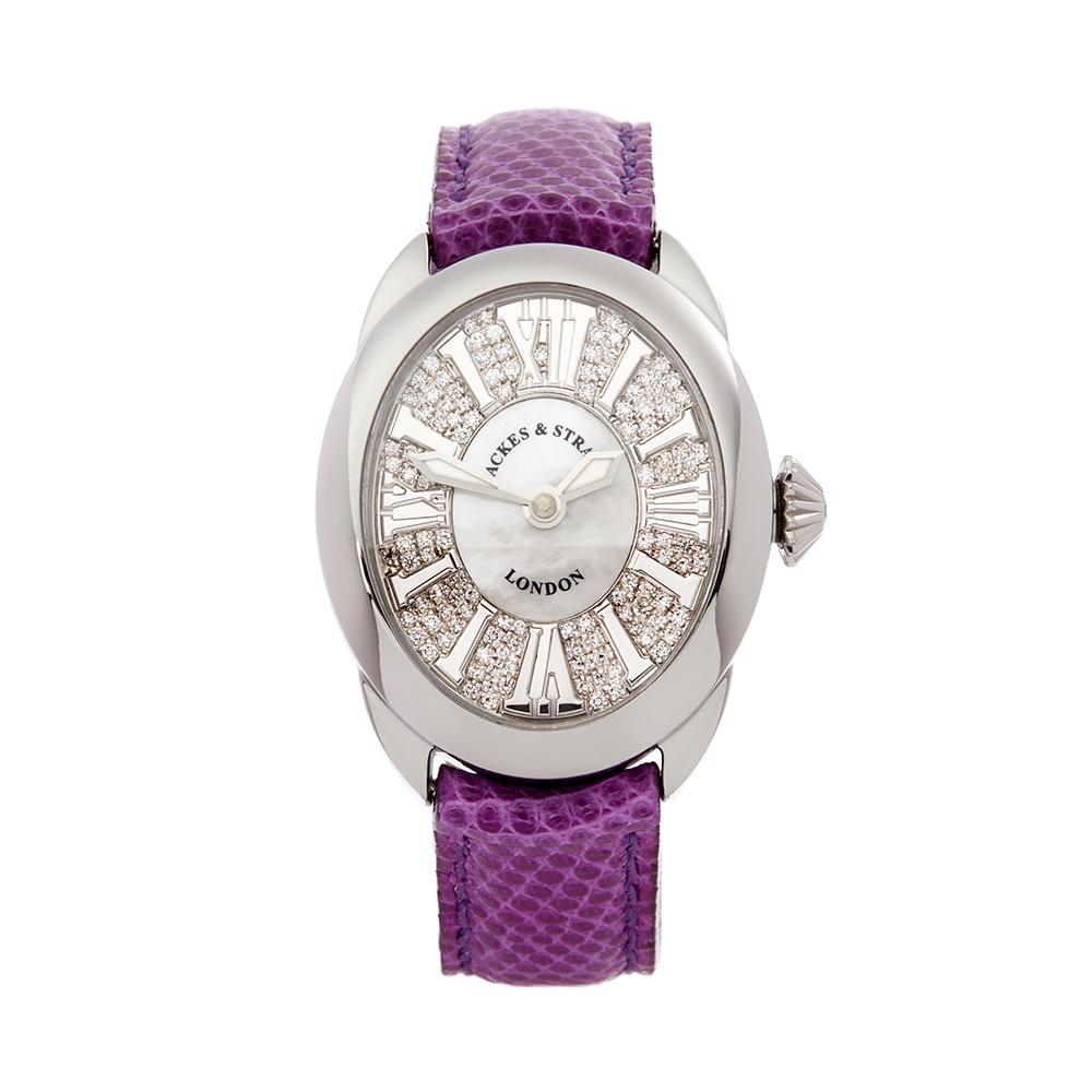 9900e4f90 Backes & Strauss Diamante Regent Reloj RE2833QZ.ST.DEXT.BLR COM1672 ...