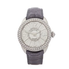 Backes & Strauss Piccadilly Diamond Stainless Steel - PC37MAD2R.ST.WWA.SP.SS