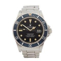Rolex Submariner Stainless Steel - 16800