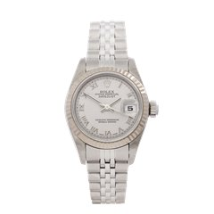 Rolex Datejust 26 Stainless Steel & 18K White Gold - 79174