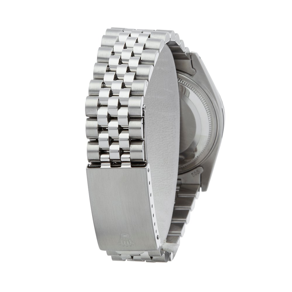 Rolex DateJust 36 Stainless Steel 16030