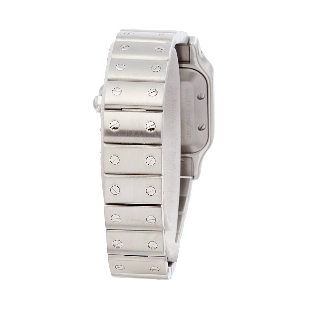 Cartier Santos Galbee Stainless Steel W31080M7 or 2423