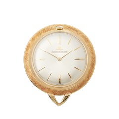 Jaeger-LeCoultre Pocket Watch 18K Yellow Gold