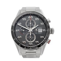 Tag Heuer Carrera Stainless Steel - CAR2A11