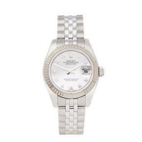 Rolex DateJust 26 Mother of Pearl Stainless Steel - 179174