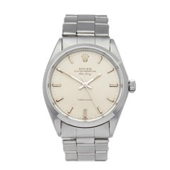 Rolex Air King Stainless Steel - 5500