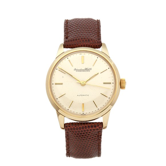 IWC Vintage Yellow Gold - 1263131