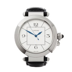 Cartier Pasha de Cartier 18k White Gold - W3018751