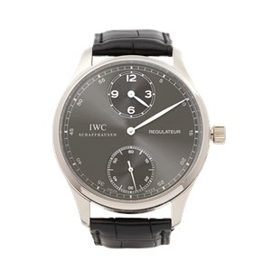 IWC Regulateur White Gold - IW544404