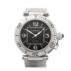 Cartier Pasha de Cartier Stainless Steel - 2790