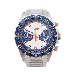 Tudor Heritage Chronograph Chronograph Stainless Steel - J903272