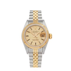 Rolex Datejust 26 Stainless Steel & 18K Yellow Gold - 69173