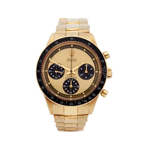 "Rolex ""Paul Newman"" Daytona Lemon Dial"