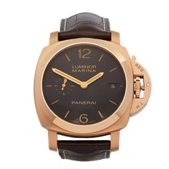 Panerai Luminor Stainless Steel - PAM00393