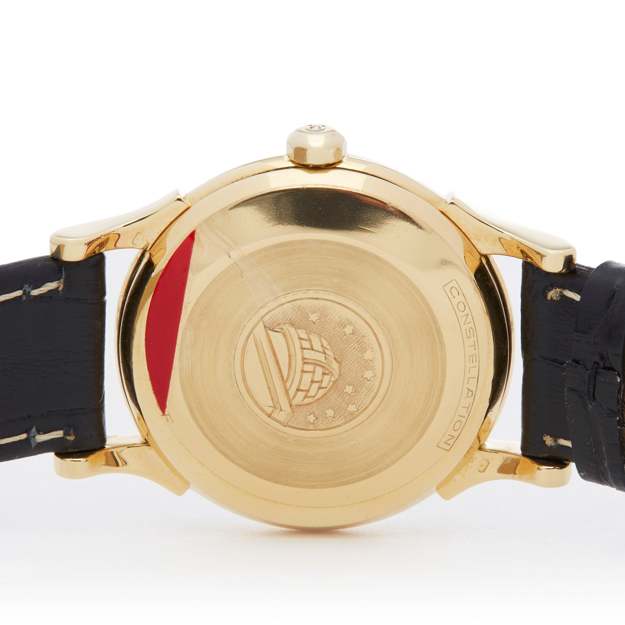 Omega Constellation 18k Yellow Gold 2853